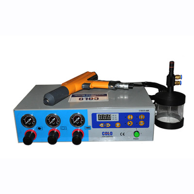 Small Manual Powder Coating Equipment with 500ml cup