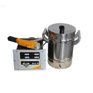Small powder coating set industrial coating equipment