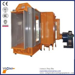 Камера напыления двухпостовая проходная COLO-S-3212
