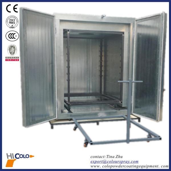 электрической камеры полимеризации