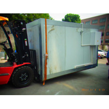 New electric curing oven 1732 delivered to Indonesia