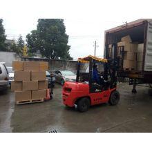 60 pcs powder coating machine be delivered to Vietnam