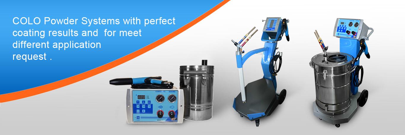 China Powder Coating Equipment Powder Coating Machine