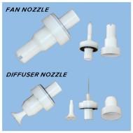 Parker Ionics GX131 Nozzles