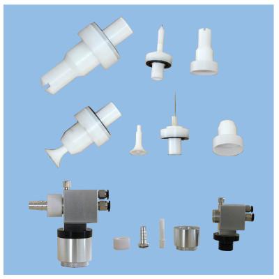 Parker Ionics powder coating gun parts