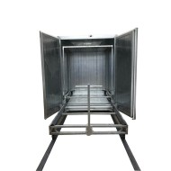 electric powder coating curing oven