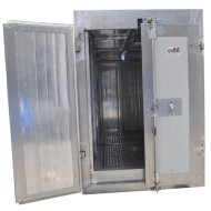 COLO2447 Electric powder coating drying oven