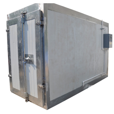 COLO2447 Electric powder coating curing oven