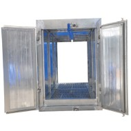 COLO-2447 Tunnel Powder Coating Curing Oven