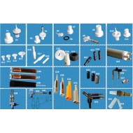 colo powder coating gun spare parts