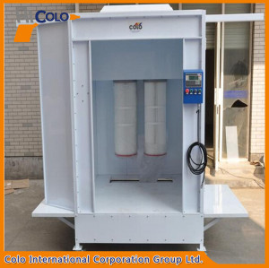 COLO-S-2152 Tunnel Powder Spray Booth