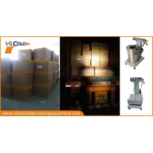 100 sets colo610 powder coating machine loading to Algeria