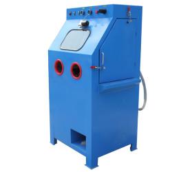 Wet Vapor Abrasive Blasting Cabinet