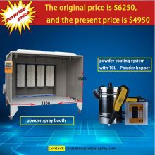 CL-2315 Powder Booth for sale for 10work days !!