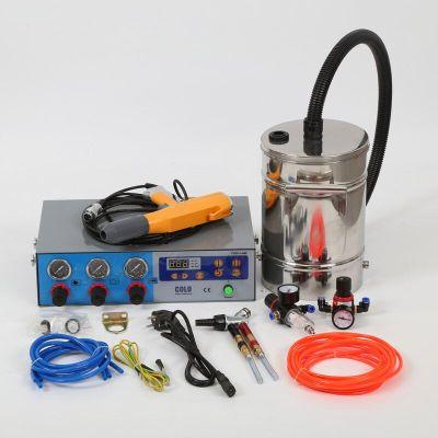 Electrostatic Powder Gun Equipment for Car Rim Coatings