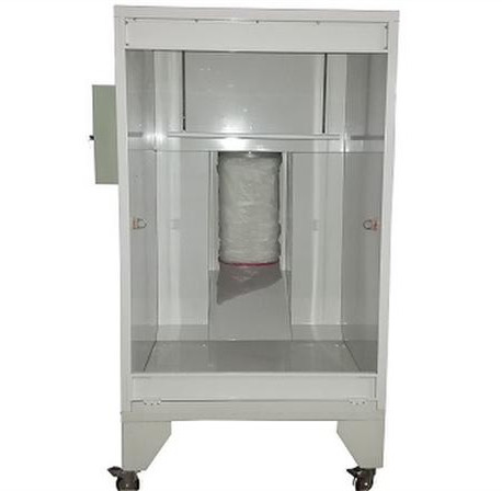 COLO-S-1115 Small Powder Coating Booth