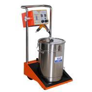 معدات رش لتطبيق طلاء مسحوق-COLO-700