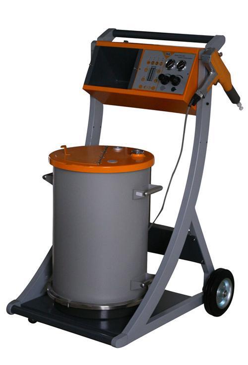 المعدات اللازمة لتطبيق مسحوق-COLO-800