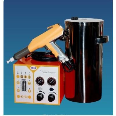 معدات رش لتطبيق طلاء اختبار-COLO-700 H