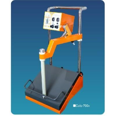 معدات رش  اللازم لتطبيق طلاء مسحوق-(COLO-700V)