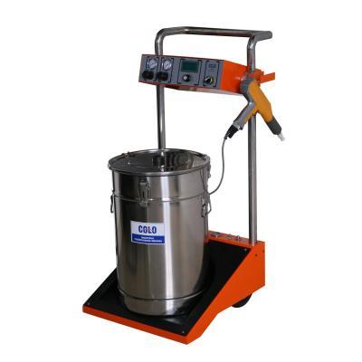 معدات رش لتطبيق طلاء مسحوق-COLO-500H