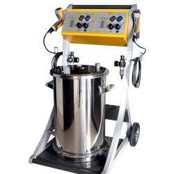Duales System elektrostatische Pulverbeschichtungsanlage COLO-800 -2