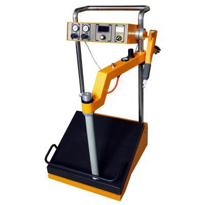manuelle Pulver Bschichtungsanlage COLO-500V
