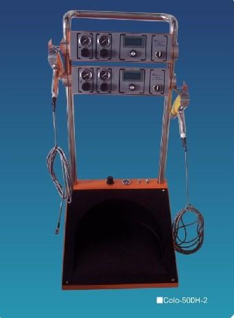 Duales System elektrostatischen Pulverbeschichtungsanlage Colo-500H-2