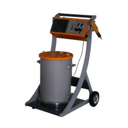 Equipo de recubrimiento en polvo electrostático COLO-800