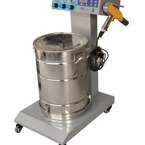 Manuelles Pulverauftragssystem