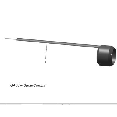 SuperCorona ring – complete 1009 761#