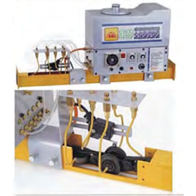 Colo-ZQ-04 full automatic lubricating machine for Conveyor Chain System