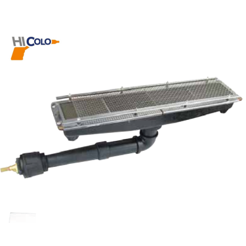 gas fired infrared drying machine Pros and cons of infrared heating curing and drying operations: the  booth in the auto-body painting department, replacing a gas-fired convection oven the gas .