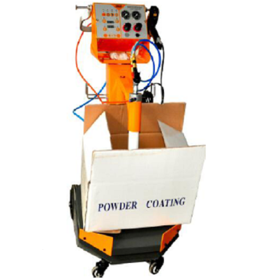 Box Feed Unit Poder Coating Machine for Quick Color Change