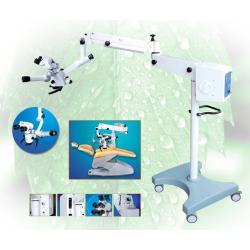 Microscopio quirúrgico para ORL y dentales