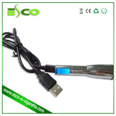 E2 LCD VV  e cigarette