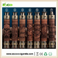 ESCO new product  E-Fire twist battery