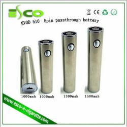 EVOD 510 5Pin Pass through battery