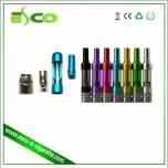 different colors bdc atomizer double coil airflow atomizer