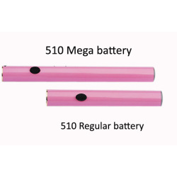 510 Mega Electronic Cigarette 280 mAh