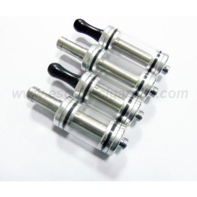 Dual Coil Tank Clearomizer
