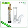 China electronic cigarette v12 plus twisty glass blunt bubbler kit v12 mini twisty