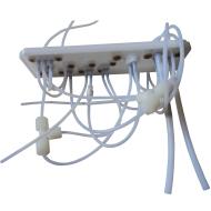 willett 430 46S valve plate with pipe for cij inkjet coding printer