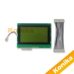 Domino LCD Display assembly 37727