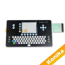 Membrane Keyboard for Domino GP Inkjet printer