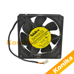 ENM5494 Fan ventilator for Makern Imaje S4 S8 CIJ INKJET printer