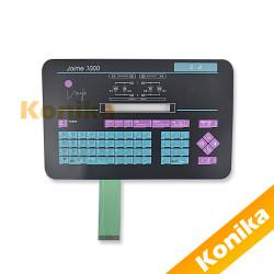 ENM10248 Markem-Imaje S4 keyboard keypad for cij inkjet printer