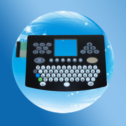 36675 Domino keyboard keypad for A series