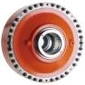 faible vitesse des moteurs hydrauliques