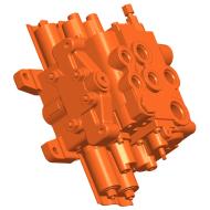 HMKE15418 hydraulic valve